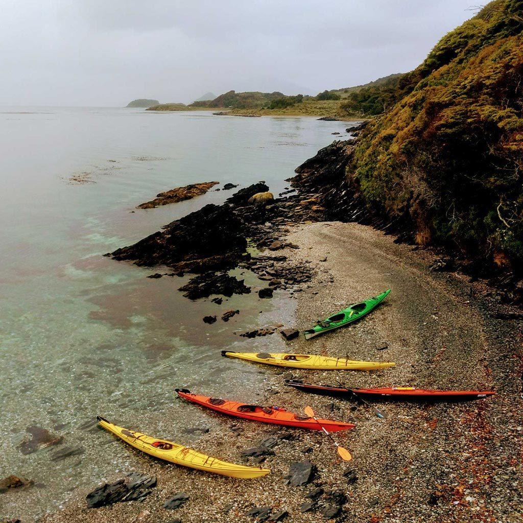 SIMExpeditions Kayaking
